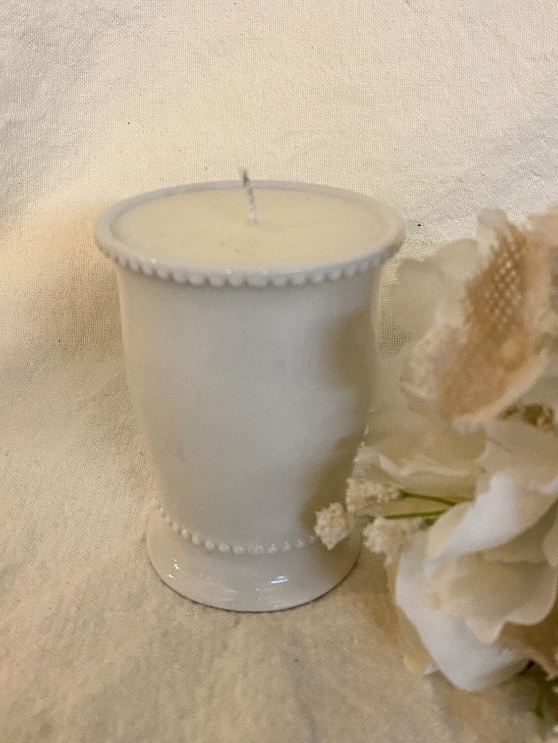 Lavender Ceramic Container Soy Candle