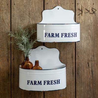 Farm Fresh Wall Caddy