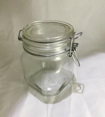 Fidenza Idee In Vetro Hermetic Jar 3/4L