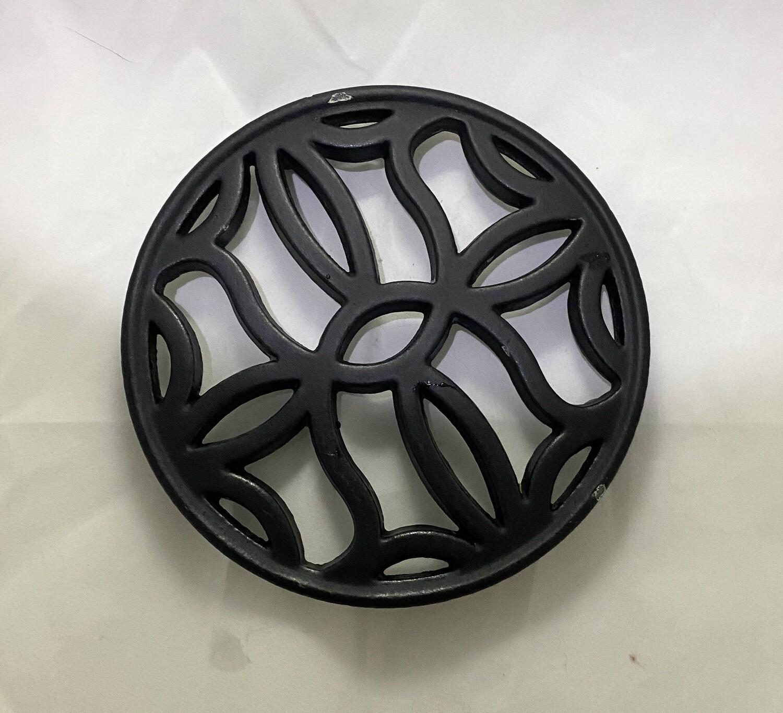 Round Cast Iron Trivet