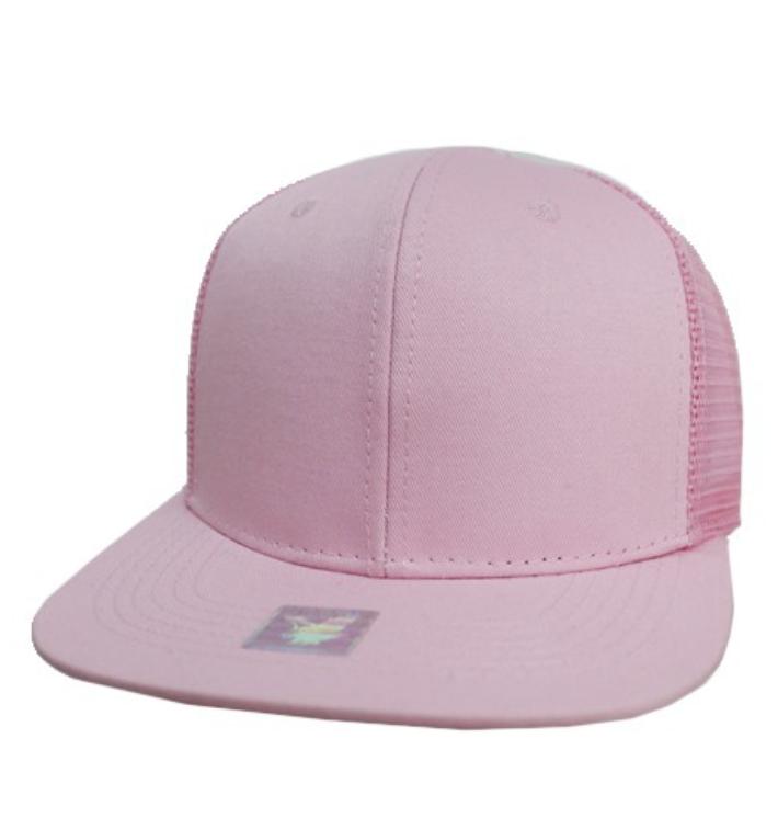 Pink Snapback Cap