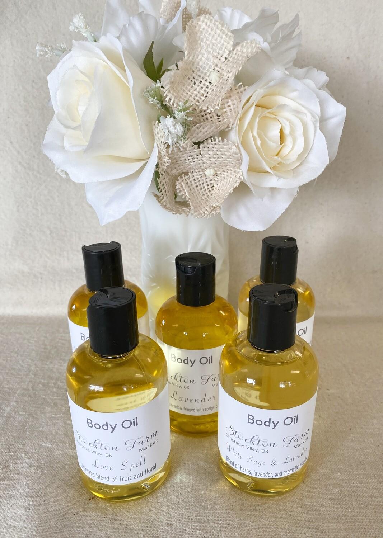 Stockton Farm Body Oil