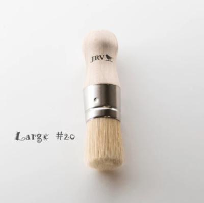 JRV Stencil Brush Large #20
