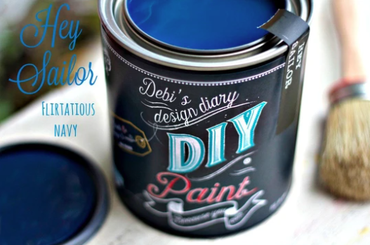 DIY Paint Hey Sailor