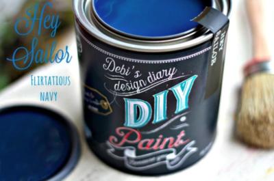 DIY Paint Hey Sailor