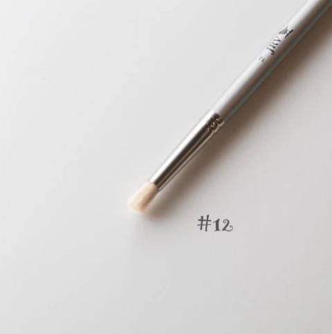 JRV Stencil Brush #12
