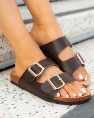 CARDI-2 Brown Sandals