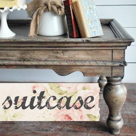 Sweet Pickins Milk Paint 6oz - Suitcase