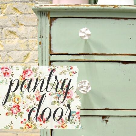 Sweet Pickins Milk Paint 6oz - Pantry Door