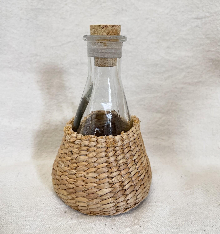 Glass Oil Bottle 8oz