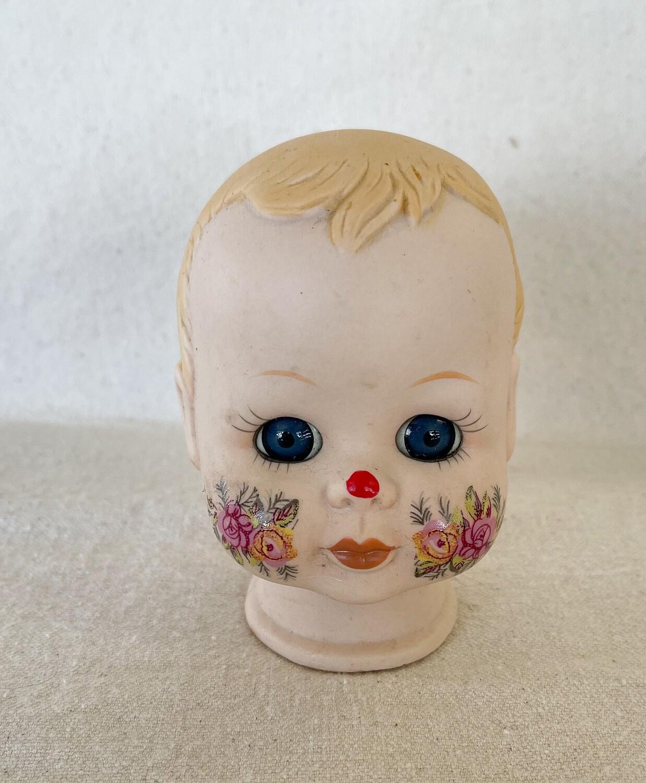 Memories Gone By Vintage Ceramic Doll Head