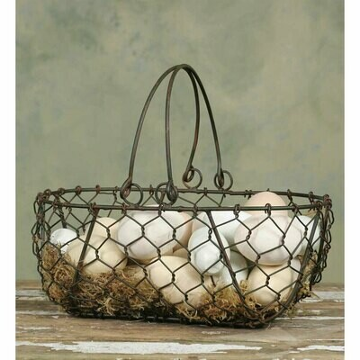 Wire Gathering Basket