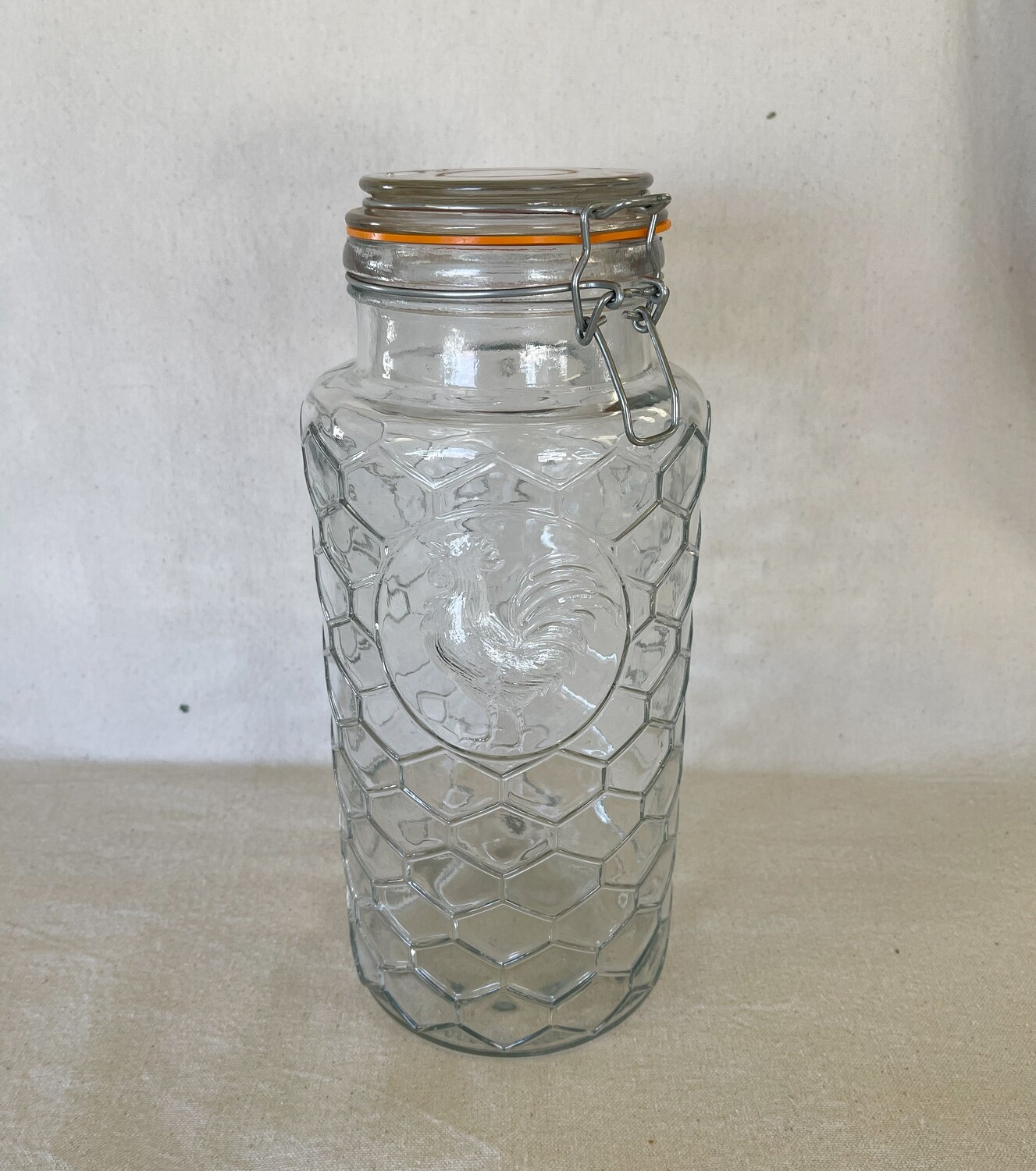 Chicken & Wire Hermetic Canister 10 Cups