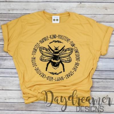 Bee Humble & Kind Tee