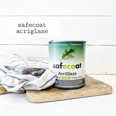 Safecoat AcriGlaze Matte Top Coat
