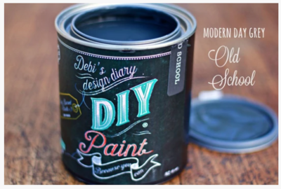 DIY Paint Old School