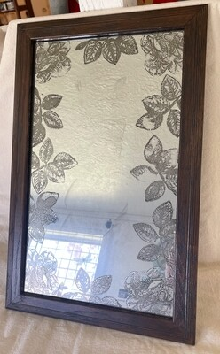 Vintage Inspired Wall Mirror