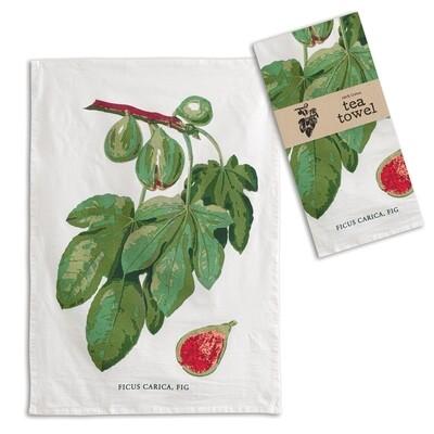 """Fig Tea Towel 20"""" x 28"""""""