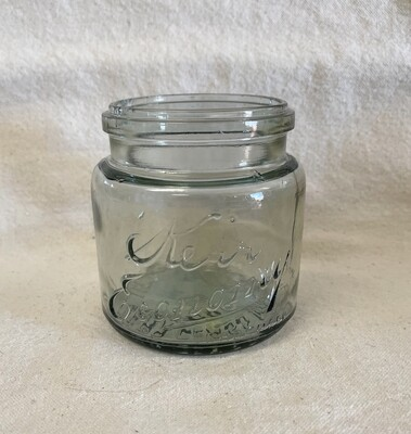 Vintage Kerr Economy Trademark Pint Jar