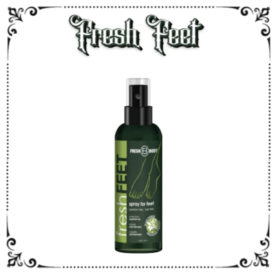 Fresh Feet - Spray for Feet 4oz