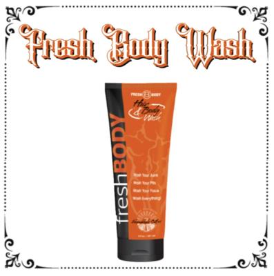 Fresh Body Wash 8oz