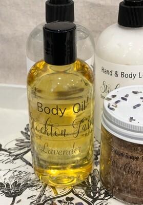 Lavender Body Oil 8oz