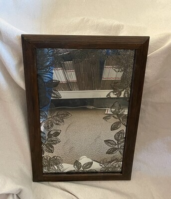 Vintage Inspired Mirror