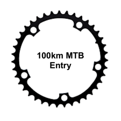 Race entry 100km MTB