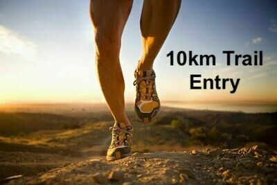 Race entry 10Km Trail Run