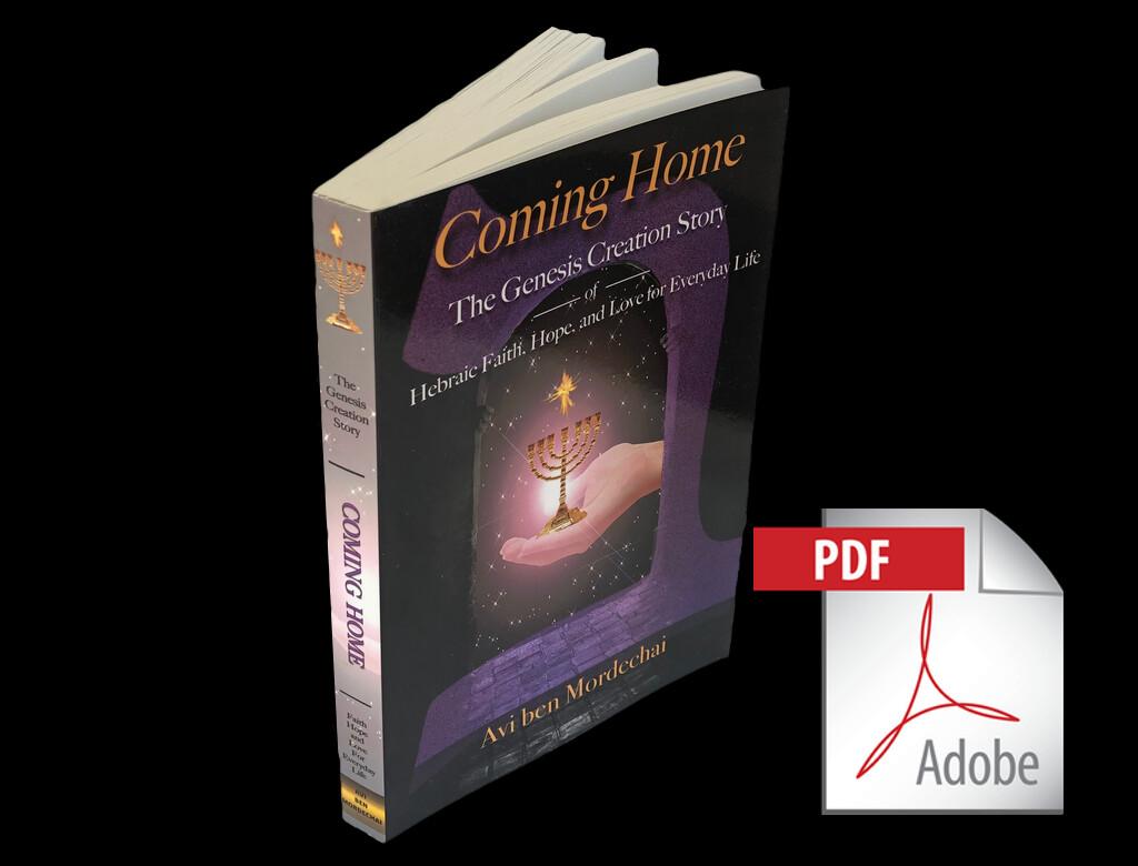 PDF GENESIS CREATION STORY E-BOOK