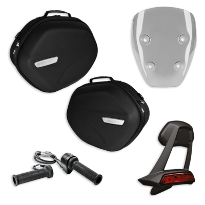 Diavel 1260 Sport accessory touring pack