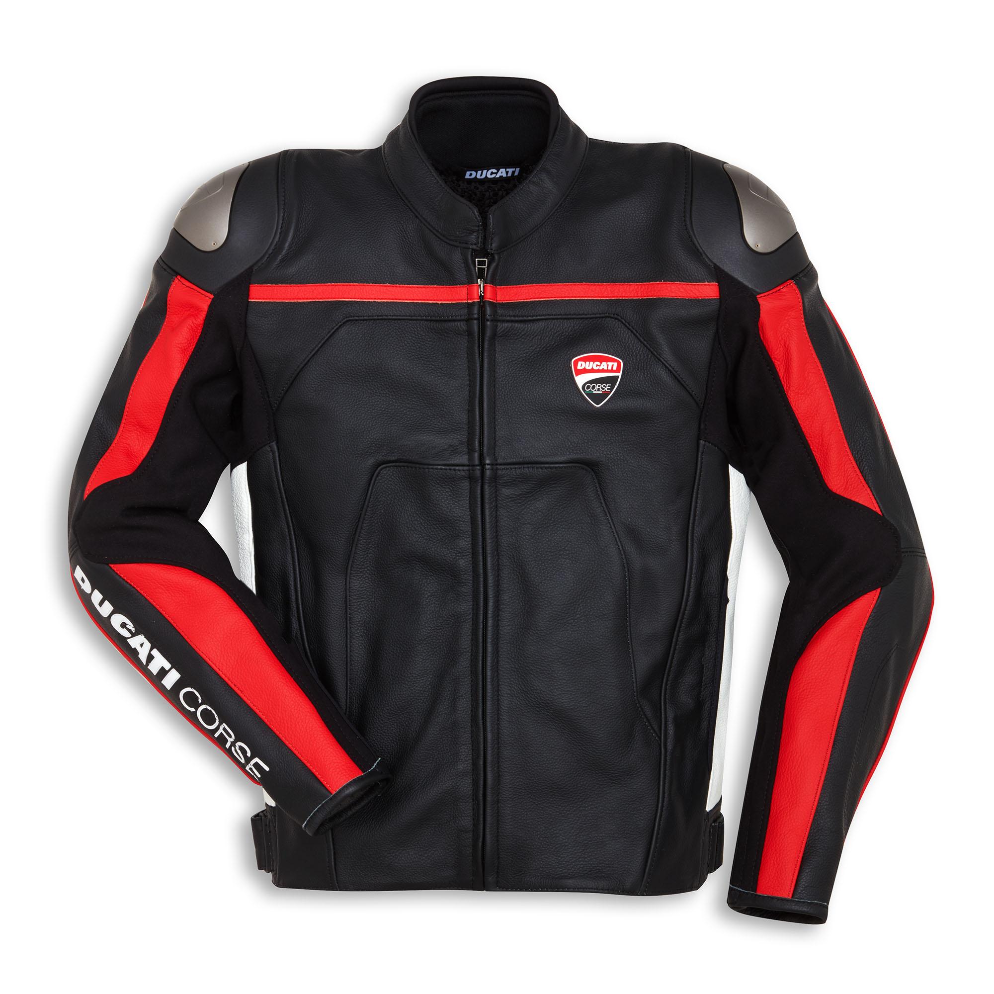Ducati Corse C4 Leather jacket 981045448