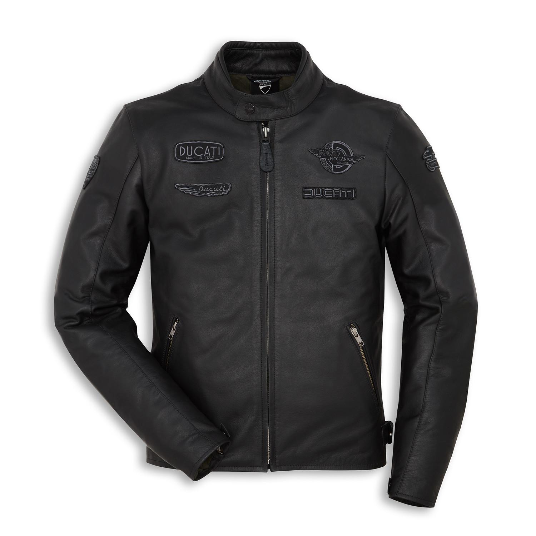 Heritage C1 Leather jacket