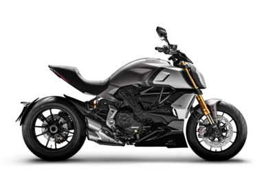 Diavel 1260 S Sandstone grey 2020
