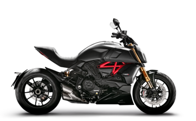 Diavel 1260 S Black 2021