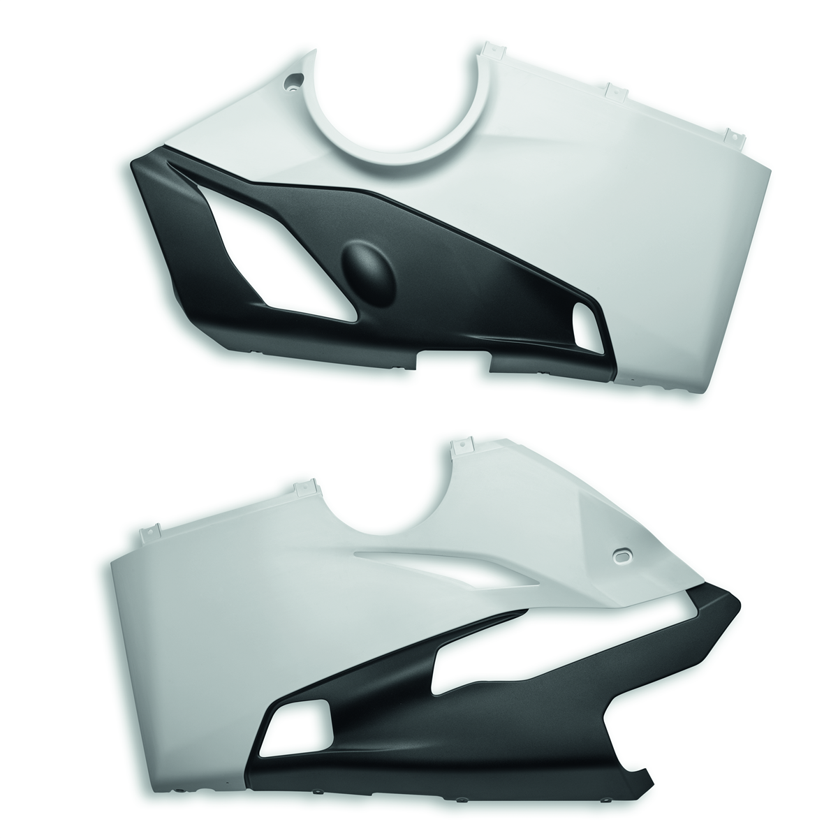 Lower racing fairing kit.