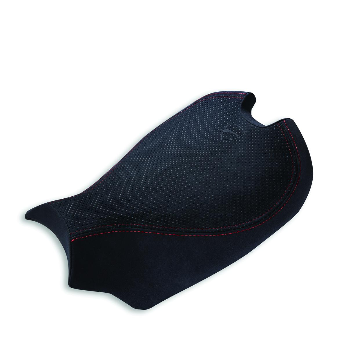 Rider comfort seat.