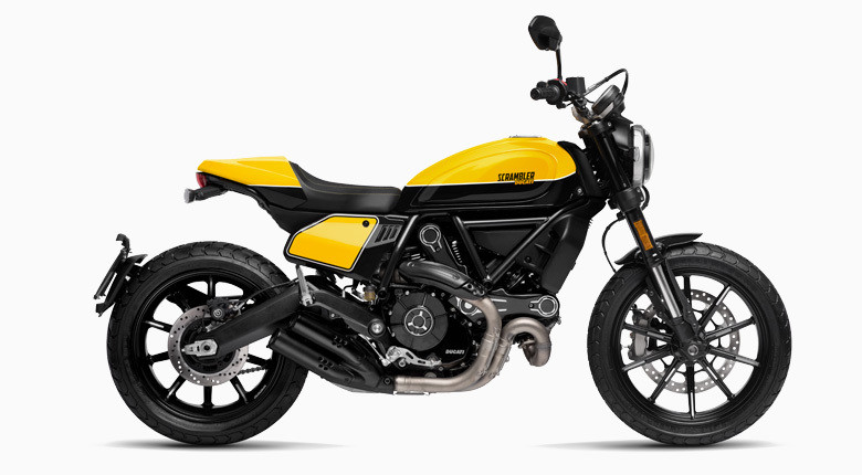 Scrambler 800 Full Throttle 2020