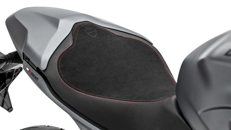 Passenger seat cover Titanium grey