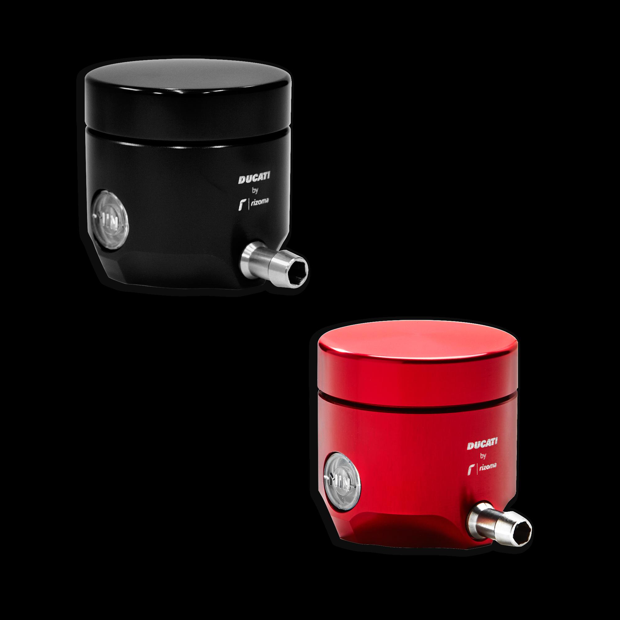 Brake fluid reservoir. 96180571AA