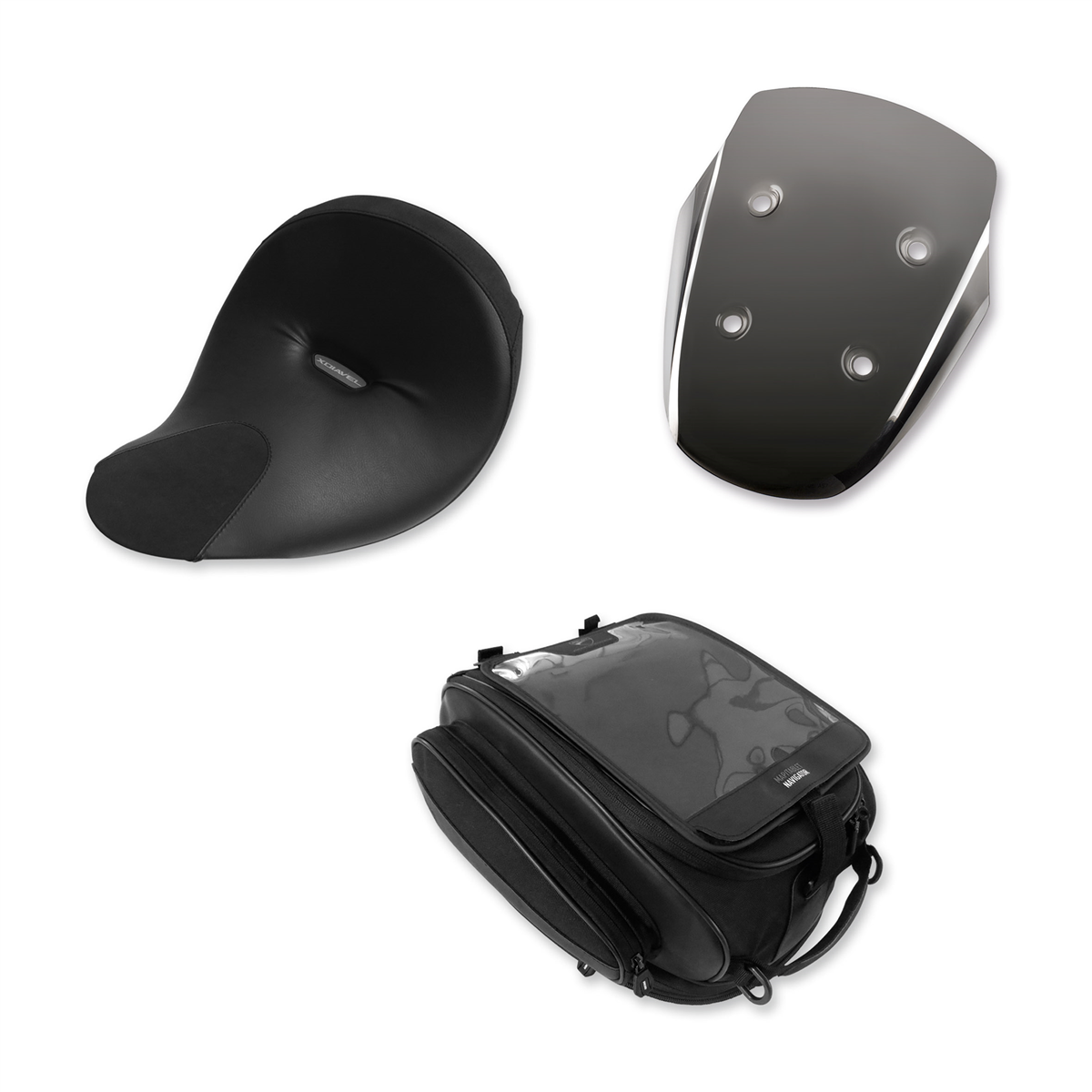XDiavel Touring accessory package.