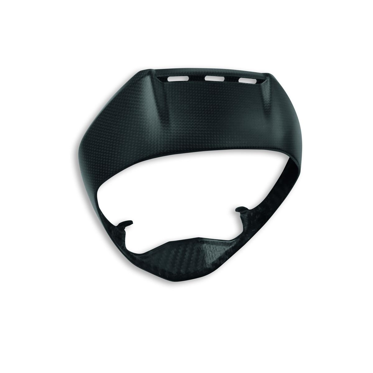 Carbon headlight frame. 96980791A