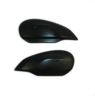 Aluminium tank panels Black