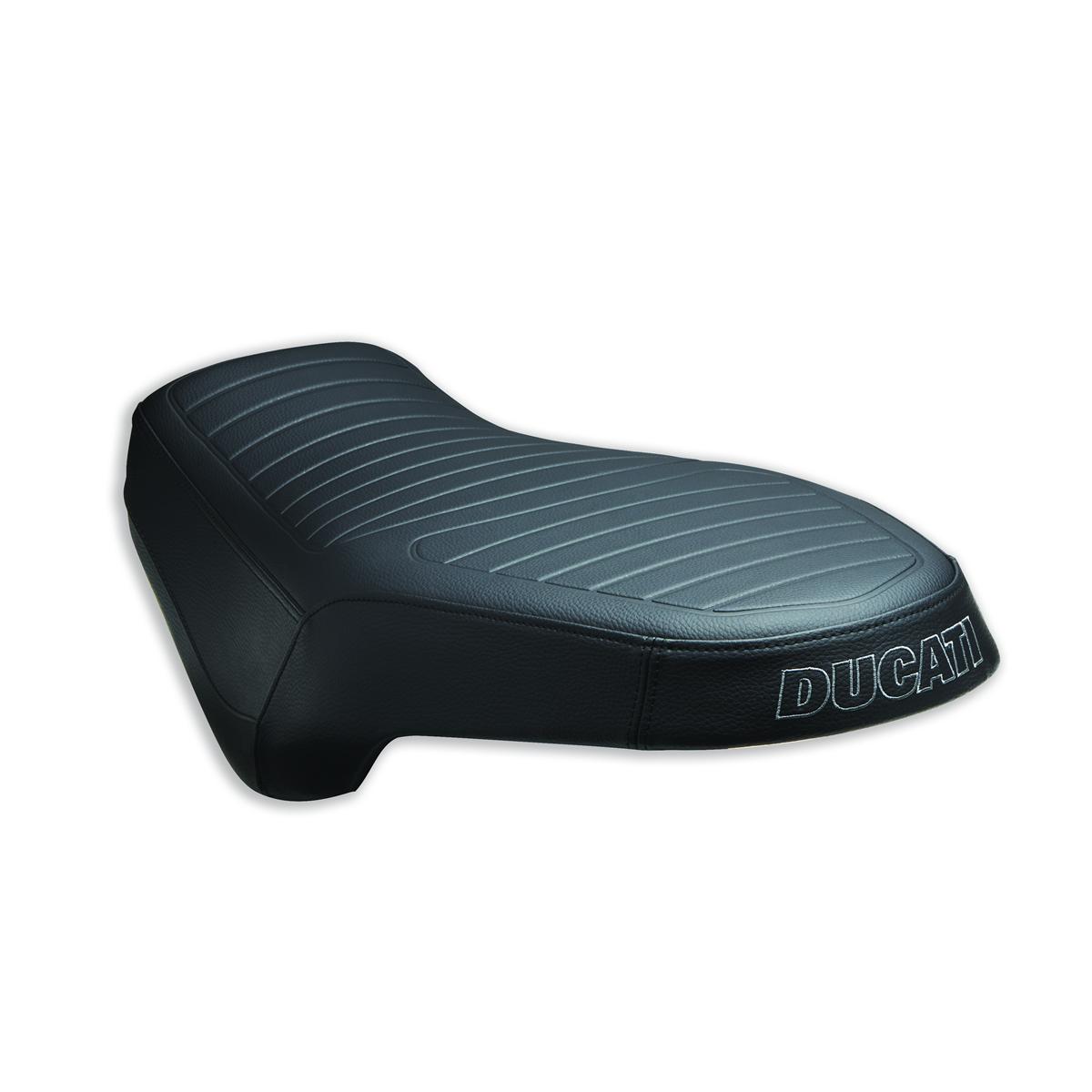 Comfort seat (+ 25 mm).