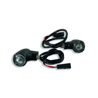 Pair of LED turn indicators.