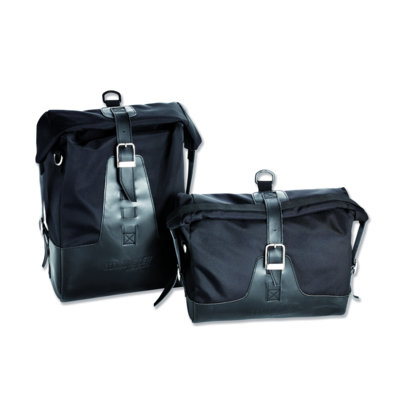 Classic side bags set.