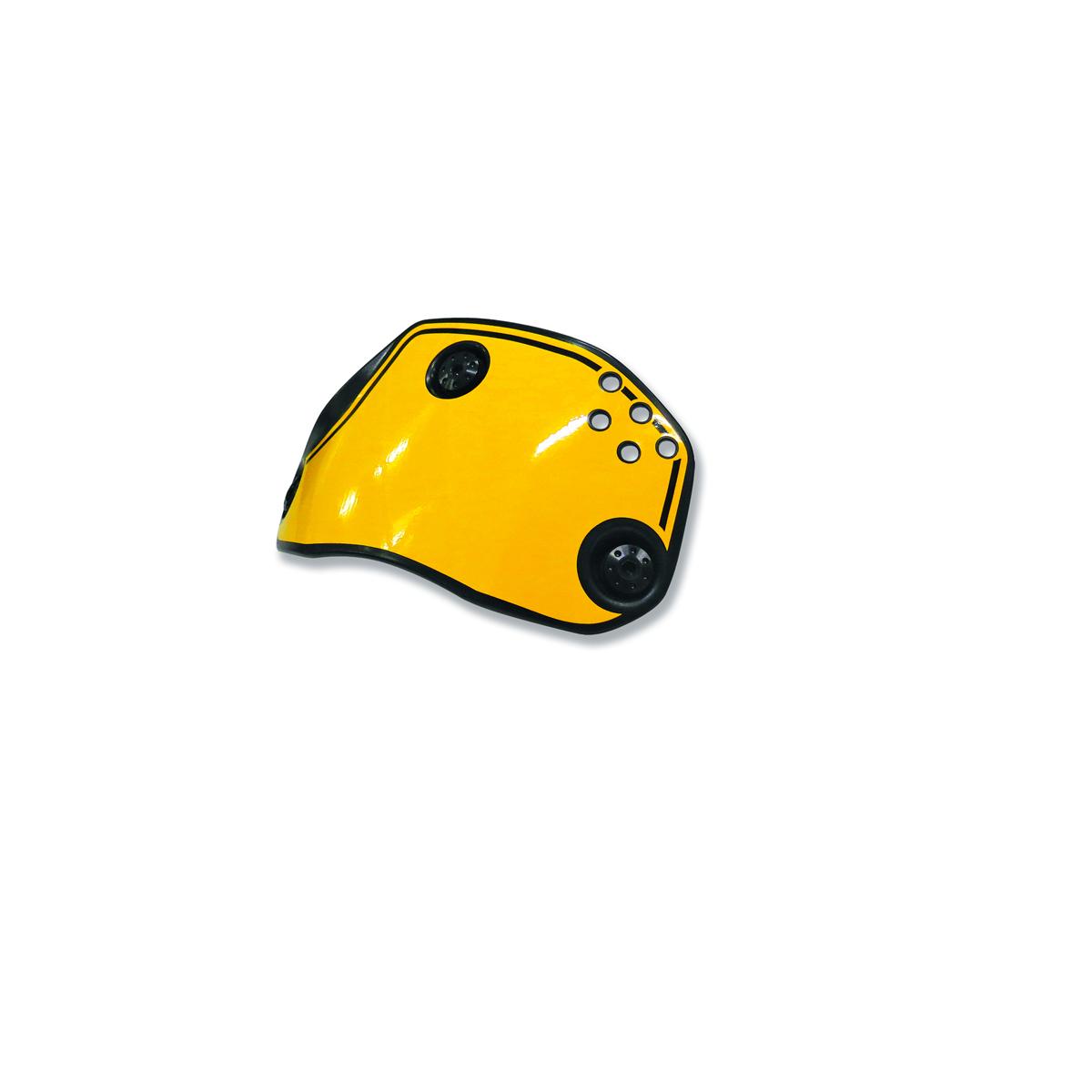 Sport headlight fairing.