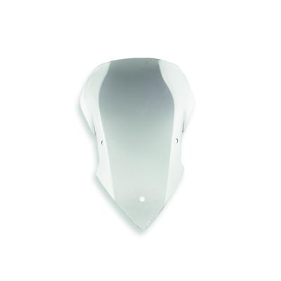 Gran Turismo smoke-tinted Plexiglas windscreen.