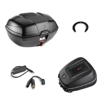 Multistrada 1260-1200-950 Urban accessory package.