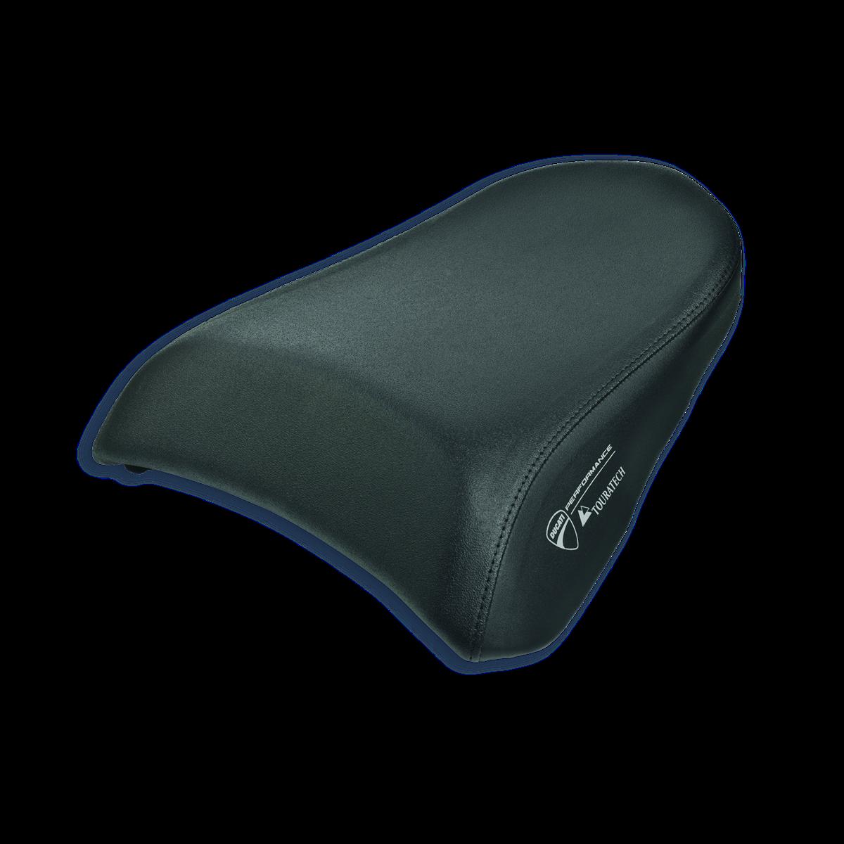 Touratech passenger comfort seat.